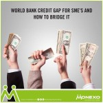 World Bank Credit Gap for SME's