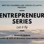 Entrepreneur Series in Monexo