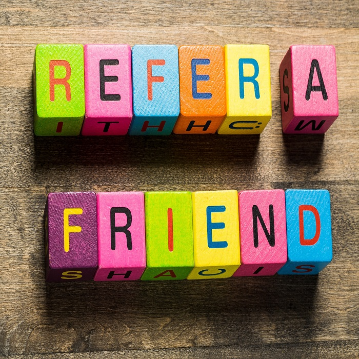 Refer a Friend and Win Campaign