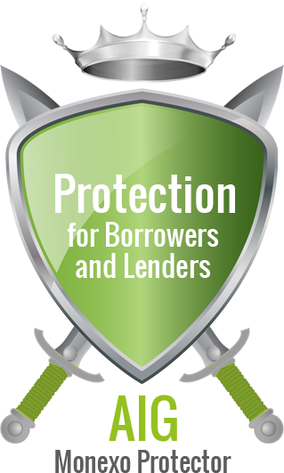 AIG Monexo Protector Cover For Borrowers and Lenders